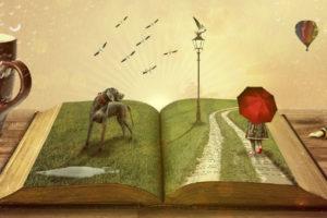 Otevřená kniha s realitou