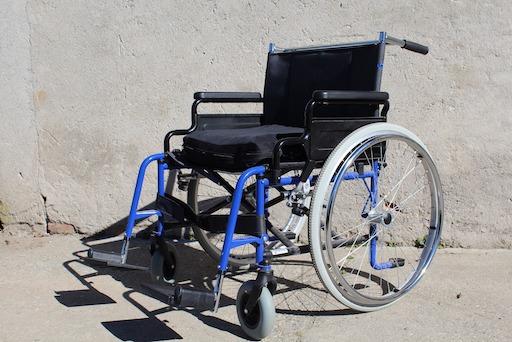 Zdravotní handicap a lítost okolí