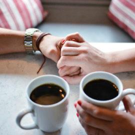 Milenci u kávy